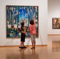 Phoenix Art Museum, Blue Star Museums, Arizona