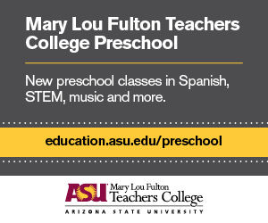 Mary Lou Fulton Teachers College Preschool