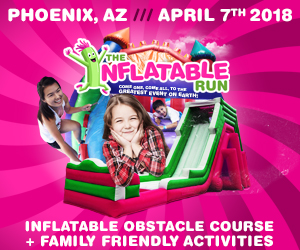 The Inflatable Run