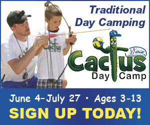 Cactus Day Camp